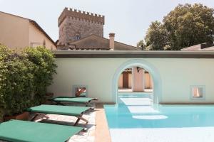 Volognano • the swimming pool