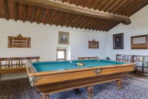 Volognano • Relax area billiards