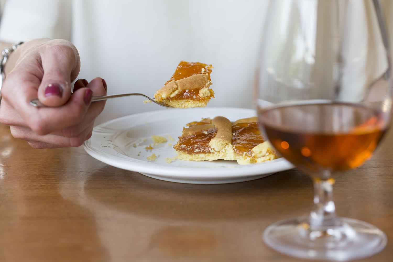 Volognano • taste food