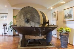 Volognano • the living room