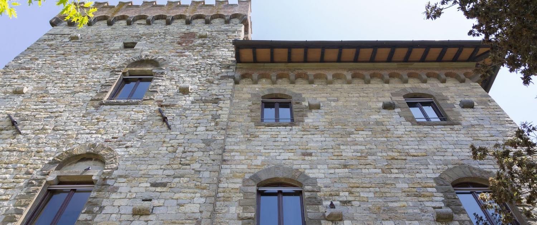 Volognano • il castello