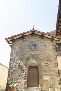 Volognano • the church