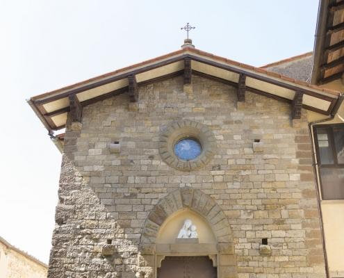 Volognano • la chiesa