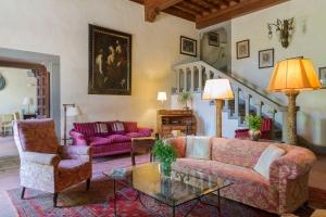 Volognano • lounge area
