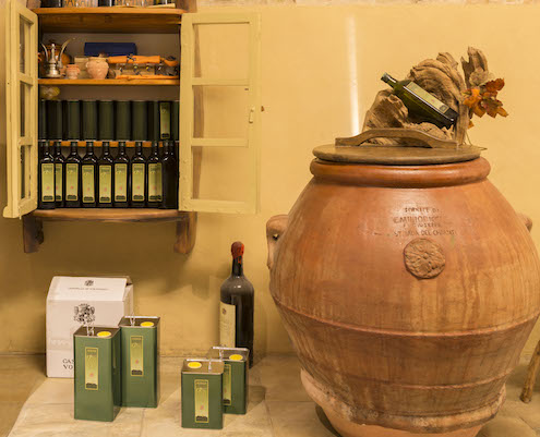 Volognano • vini e oli