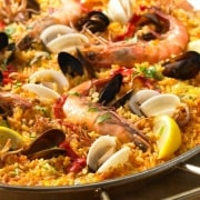 mixed-seafood-paella