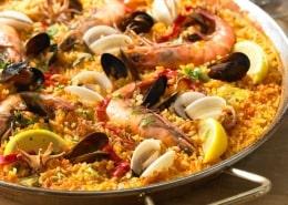 mixed-seafood-paella
