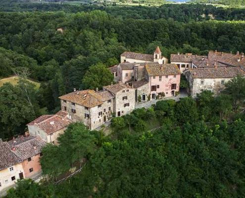 best wineries in tuscany - il borro