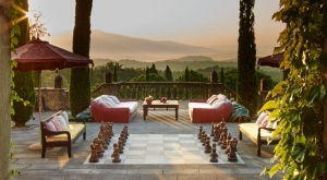 best wineries in Tuscany - il palagio