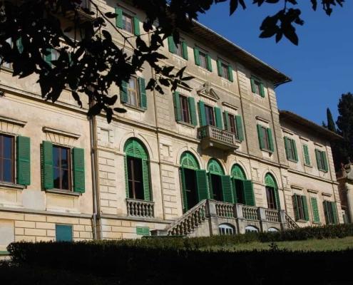 best wineries in tuscany - tenuta bossi