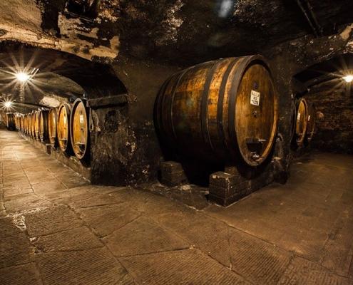 Best wineries in Tuscany - Badia di coltibuono