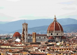 Best monuments in tuscany