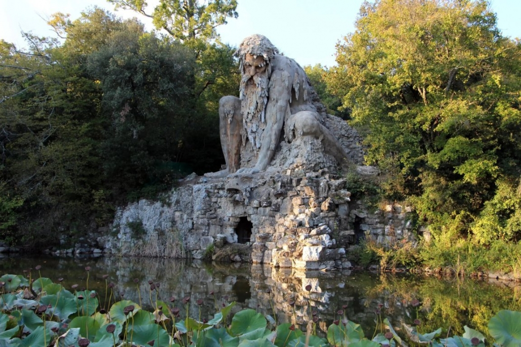 Parco Pratolino- principali attrazioni della Toscana