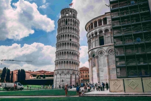 best monuments in Tuscany - Pisa