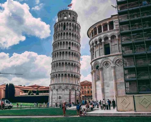 Torre di Pisa - Monumenti in toscana