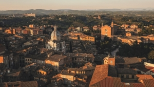 From Florence to Siena
