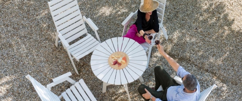 Volognano - Giardino tavolo