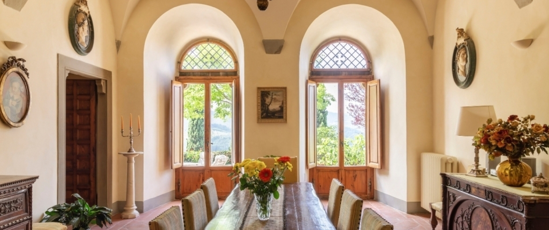 Volognano - Sala pranzo