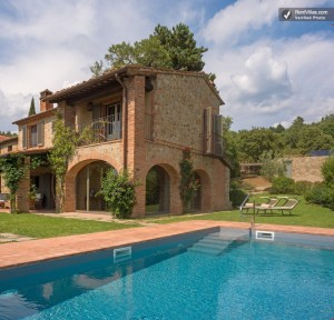 villas to rent in arezzo, tuscany