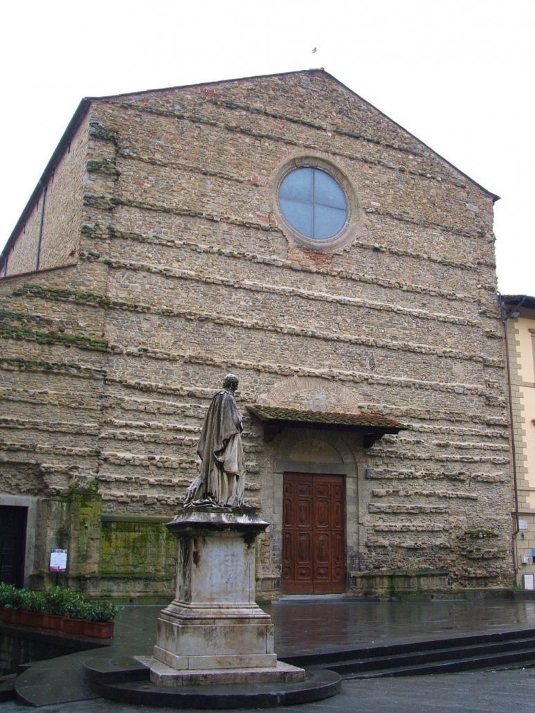 Basilica San Francesco Arezzo