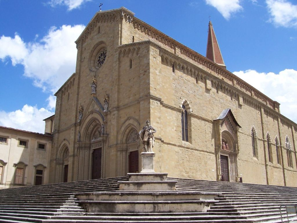 Cattedrale San Donato Arezzo