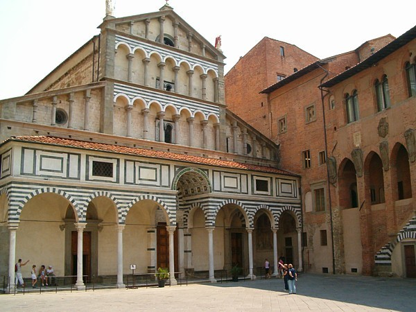 Cathedral San Zeno Pistoia (FILEminimizer)
