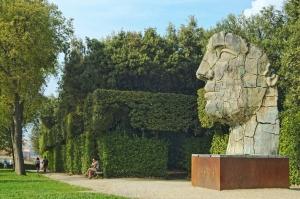 Boboli's garden