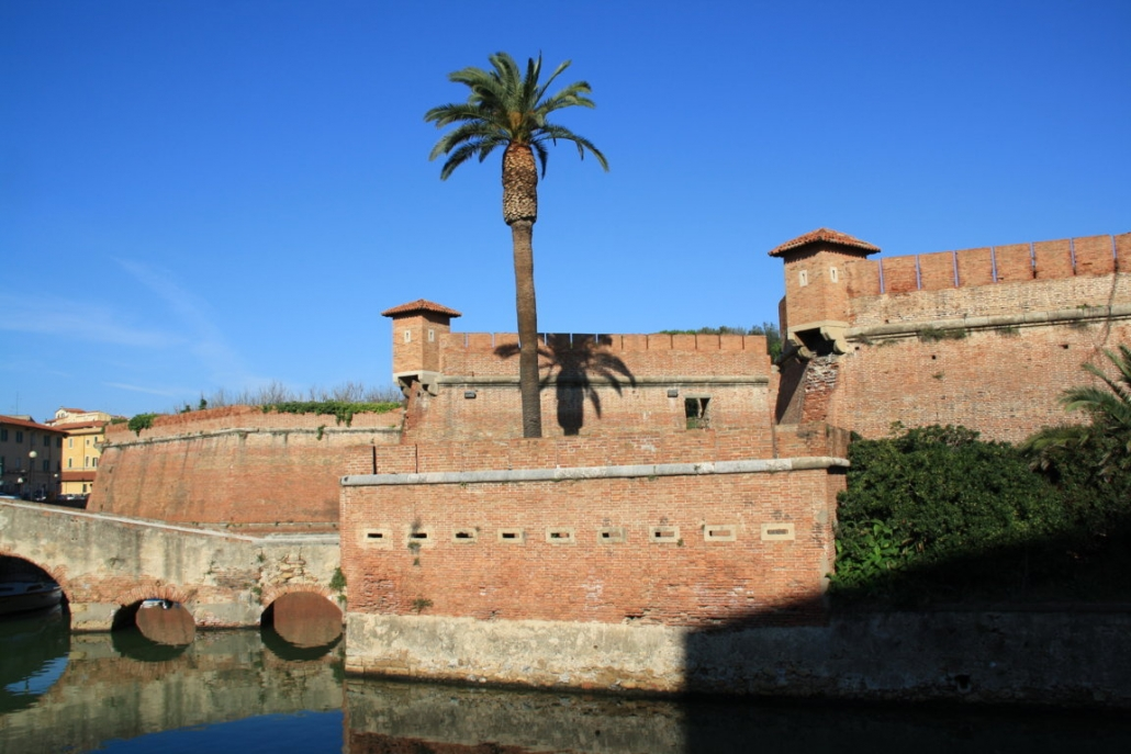 Livorno New Fortress