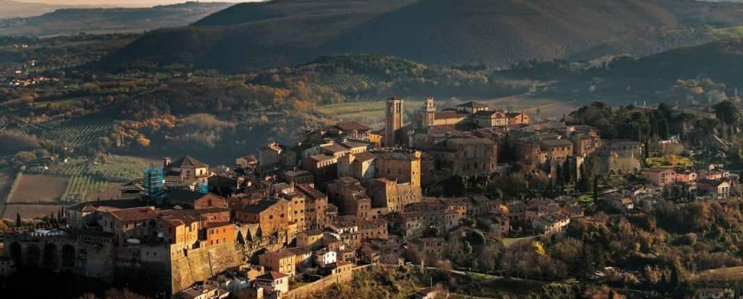 Da Firenze a Montepulciano