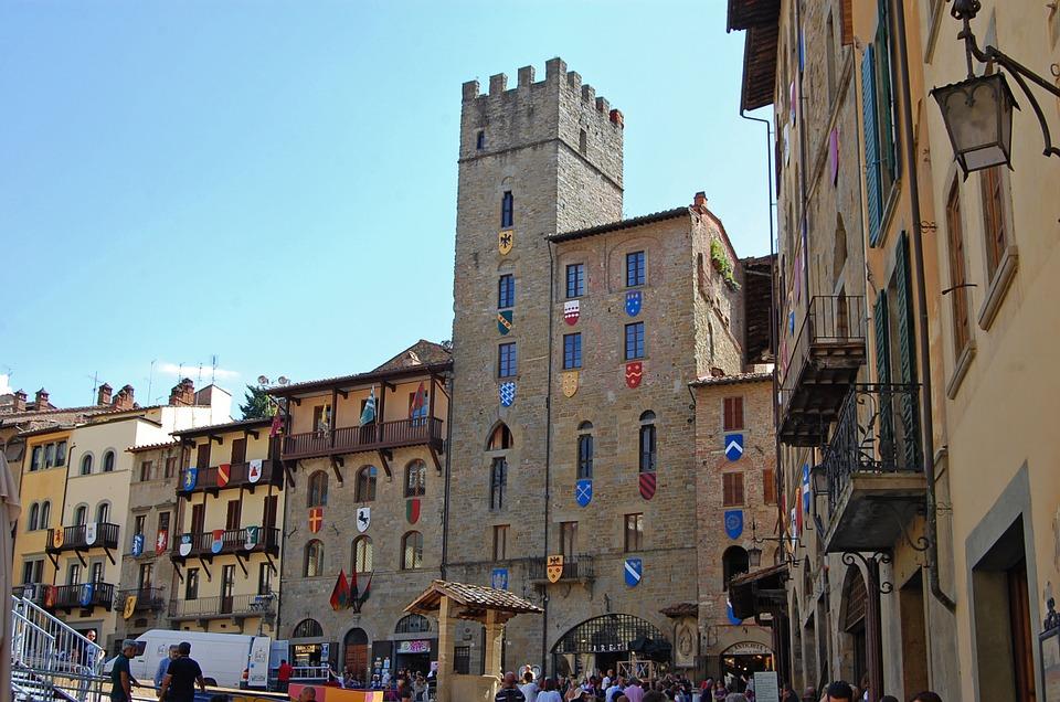 Tuscany vacations Arezzo