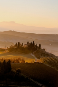 from rome to tuscany by bus