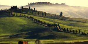 Rome to Tuscany