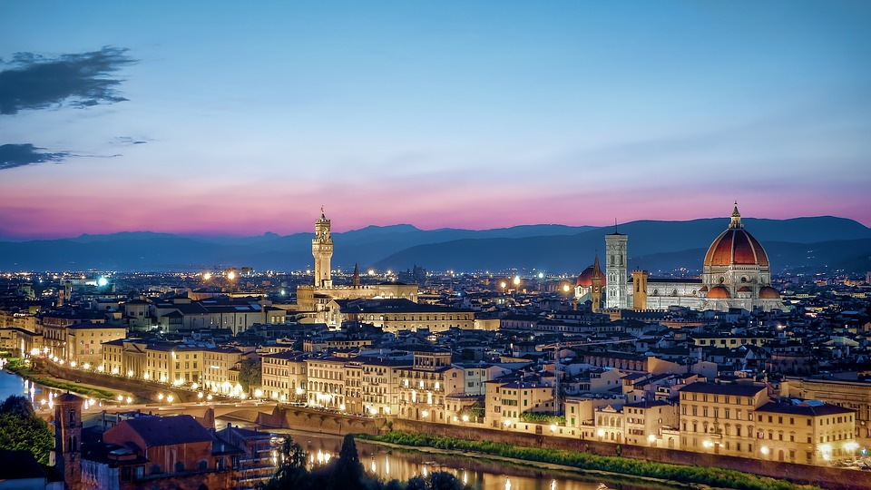 Viaggio in Toscana: Firenze