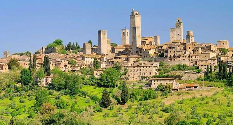 Da Firenze a San Gimignano