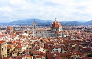 Milan to tuscany - florence