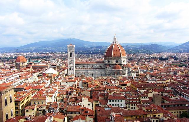 Da Milano alla Toscana-Firenze