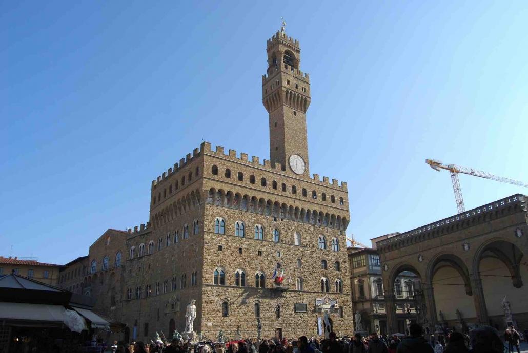 palazzo vecchio - Immagini toscana