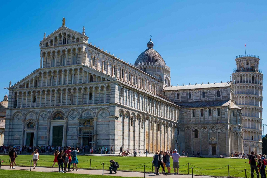 piazza dei miracoli - Tuscany Pictures