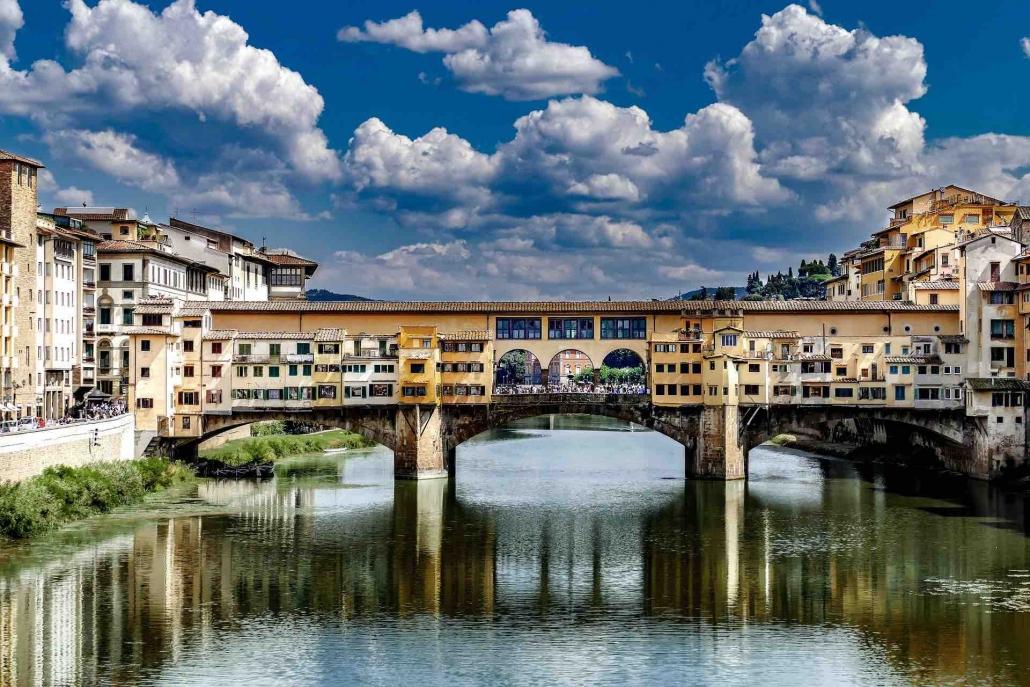 ponte vecchio - Tuscany Pictures