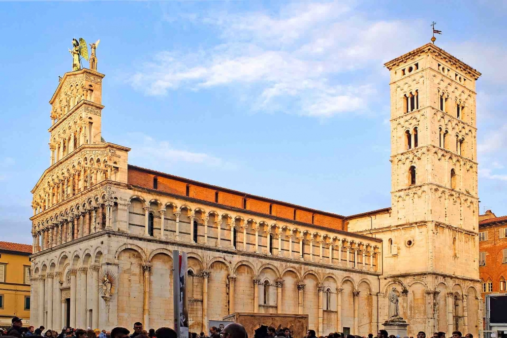 san michele in foro - Tuscany Pictures
