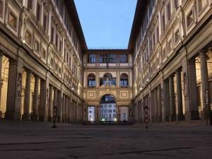 uffizi - Tuscany Pictures