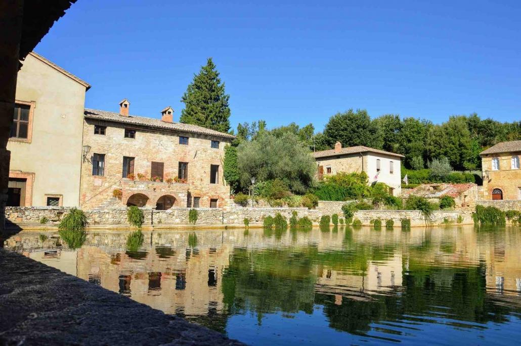bagno vignoni - Tuscany Pictures