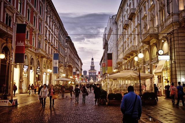 Milan to tuscany - Milan