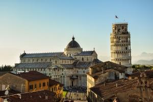 Milan to tuscany - pisa