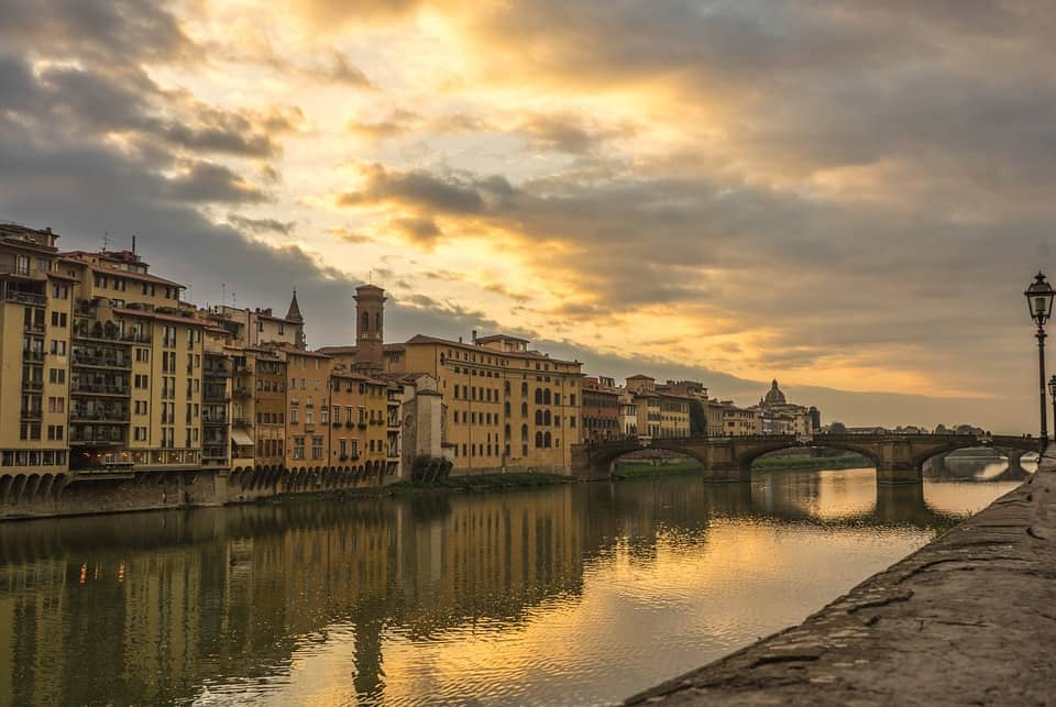 Capoluogo toscano: Ponte Vecchio