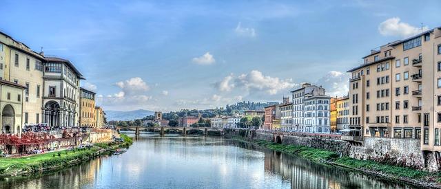 Firenze - Punti di interesse della Toscana
