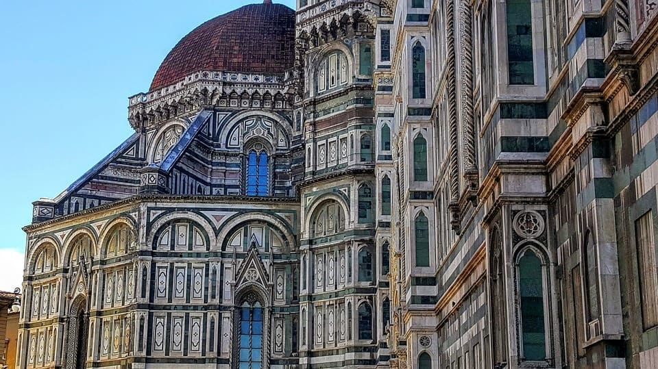 Capoluogo toscano: Duomo