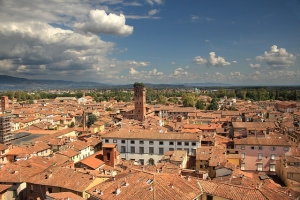 Lucca - Tuscany points of interest