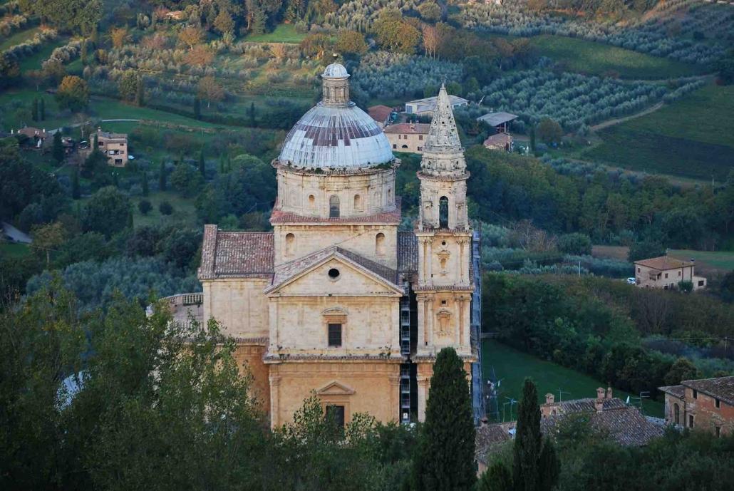 montepulciano - Immagini toscana