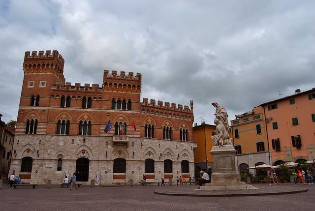 Grosseto - Punti di interesse della Toscana